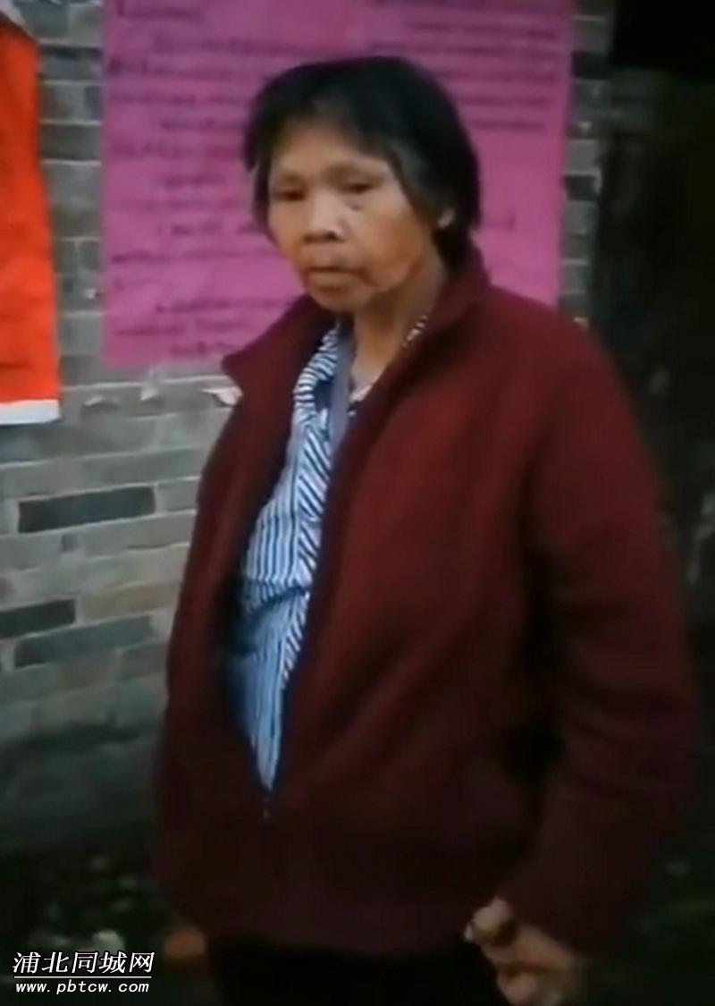 玉林和六硍交界处有位迷路老人听说是浦北的,请大家帮忙寻找家人