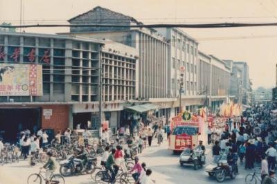 三分钟影像回顾钦州城区二十年变迁历程