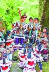 端午假期期间 广西各地传统民俗活动喜庆热闹