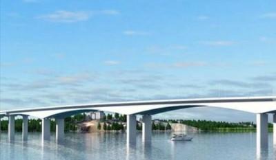 广西投资10亿建跨江大桥,涉及钦州北海两市,预计2024年完工